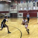 Boys Sophomore Basketball Reserve falls to Burke 47 – 32