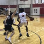 Boys Junior Varsity Basketball falls to Burke 71 – 65