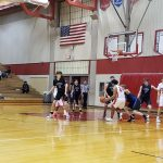 Boys Sophomore Basketball Reserve falls to Papillion-La Vista South 61 – 33