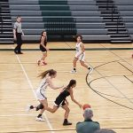 Girls Varsity Basketball falls to Lincoln Southwest 73 – 24