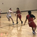 Girls Junior Varsity Basketball falls to Lincoln Southwest 70 – 11
