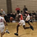 Boys Freshman Basketball beats Westside 56 – 48