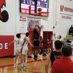 Boys Junior Varsity Basketball beats Westside 65 – 58