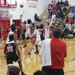 Boys Varsity Basketball falls to Westside 82 – 76