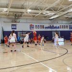 Girls Junior Varsity Basketball falls to Omaha Central 51 – 11