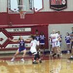 Girls Varsity Basketball falls to Omaha Central 78 – 36