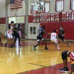 Boys Freshman Basketball beats Omaha Central 45 – 20