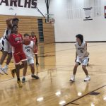 Boys Sophomore Basketball Reserve falls to Papillion-La Vista 52 – 44
