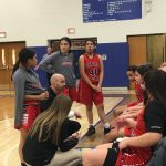Girls Junior Varsity Basketball falls to Wayne 42 – 27