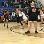 Girls Varsity Basketball falls to Wayne 59 – 39