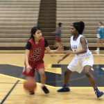 Girls Sophomore Basketball falls to Omaha North 46 – 8