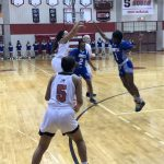 Girls Varsity Basketball falls to Omaha North 71 – 56