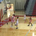 Boys Sophomore Basketball Reserve beats Ralston 41 – 25