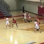 Boys Sophomore Basketball Reserve beats Daniel J Gross 28 – 16