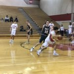 Boys Junior Varsity Basketball falls to Lincoln Pius X 66 – 22