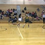 Girls Varsity Basketball falls to Lincoln Pius X 65 – 32