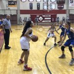 Girls Varsity Basketball falls to Papillion-La Vista South 69 – 16
