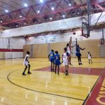 Boys Freshman Basketball falls to Omaha North 35 – 31
