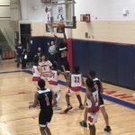Boys Varsity Basketball beats Omaha Northwest 77 – 55