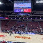 Boys Varsity Basketball beats Omaha Central 48 – 47