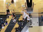 Girls Varsity Basketball falls to Burke 86 – 33