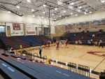 Girls Sophomore Basketball falls to Lincoln North Star 53 – 20