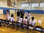 Boys Freshman Basketball beats Benson 70 – 31