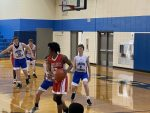 Boys Freshman Basketball falls to Gross Catholic 68 – 50