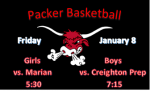 Varsity Basketball Friday
