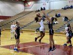 Girls Varsity Basketball falls to Marian 64 – 23