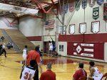 Boys Varsity Basketball falls to Creighton Prep 63 – 43