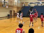 Boys Sophomore Basketball Reserve beats Elkhorn South 53 – 45