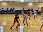 Girls Sophomore Basketball falls to Elkhorn South 43 – 27