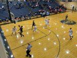 Boys Varsity Basketball falls to Elkhorn South 52 – 45