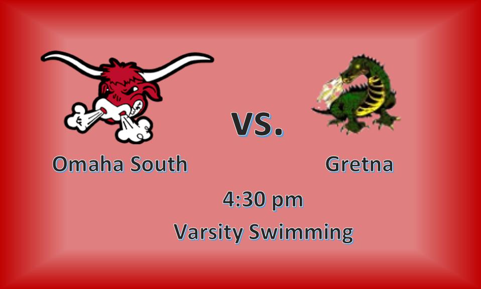 Varsity Swimming vs. Gretna