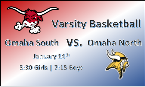 Varsity Basketball at Omaha North