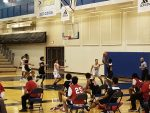 Boys Varsity Basketball beats Omaha North 68 – 45