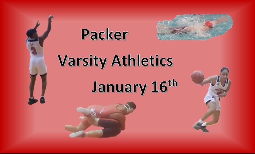 Varsity Athletics on January 16th