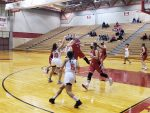 Girls Varsity Basketball falls to Westside 60 – 40