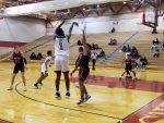 Boys Varsity Basketball falls to Westside 71 – 46