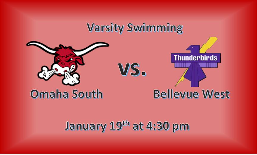Varsity Swimming – January 19th