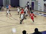 Boys Sophomore Basketball Reserve falls to Omaha Central 65 – 38