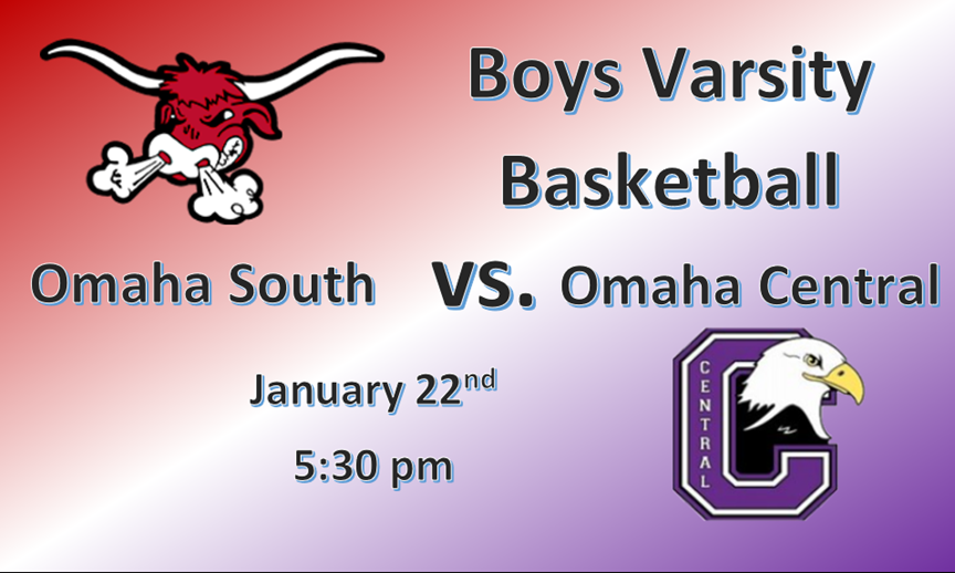 Boys Varsity Basketball @ Central Tonight