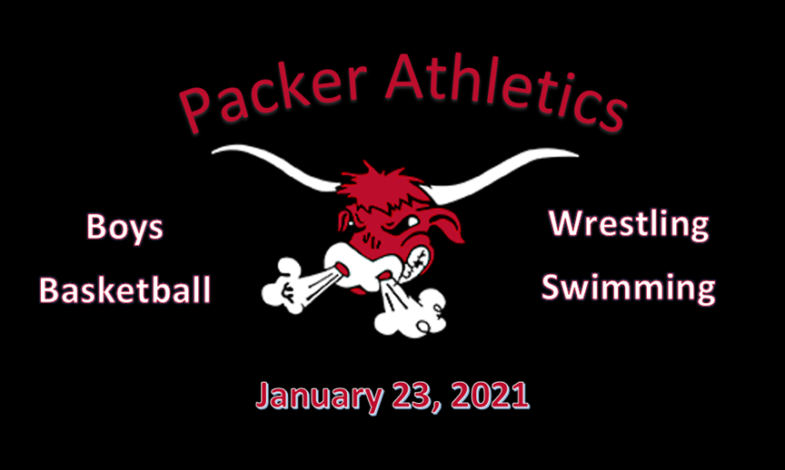 Varsity Athletics for January 23rd