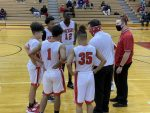 Boys Sophomore Basketball Reserve beats Benson 47 – 30