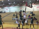 Boys Varsity Basketball falls to Benson 64 – 56