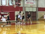 Girls Varsity Basketball falls to Bellevue West Senior 58 – 16