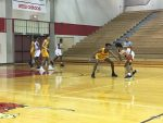 Boys Varsity Basketball falls to Bellevue West Senior 63 – 34
