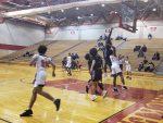 Boys Varsity Basketball falls to Bellevue East Senior 55 – 52