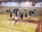 Girls Varsity Basketball falls to Lincoln Pius X 75 – 19